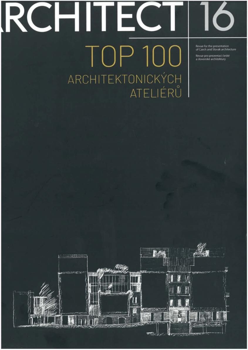 Architect + Top 100 architektonických ateliérů