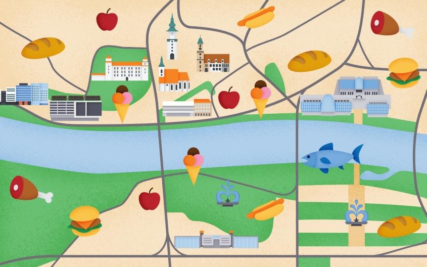 Bratislava má potenciál na stavby světového formátu