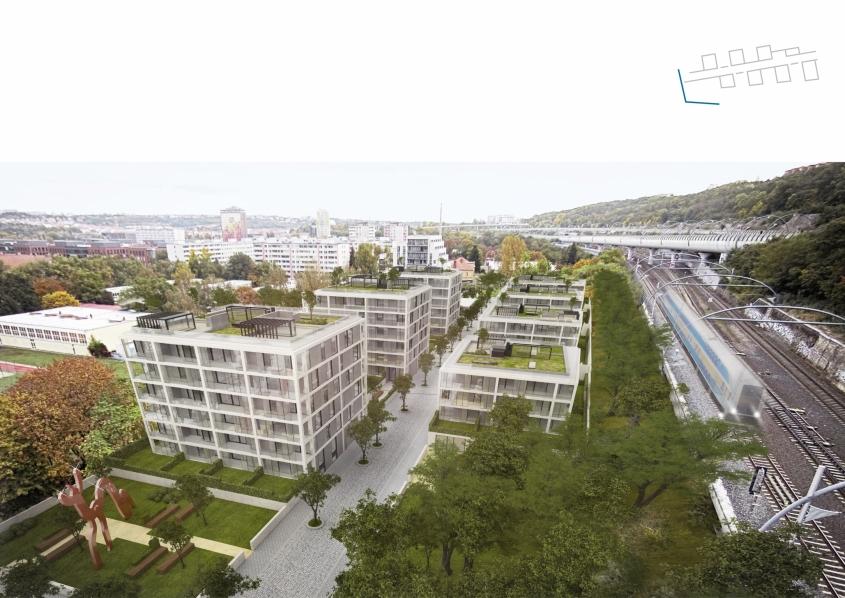 Административный комплекс Sluncová