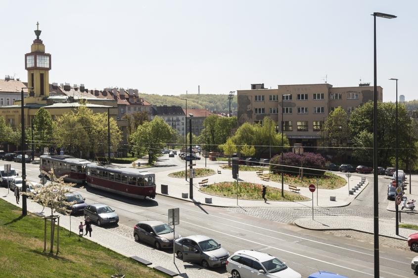 Ревитализация  улицы Московской