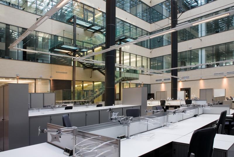 Hagibor Office Building (RFE/RL)