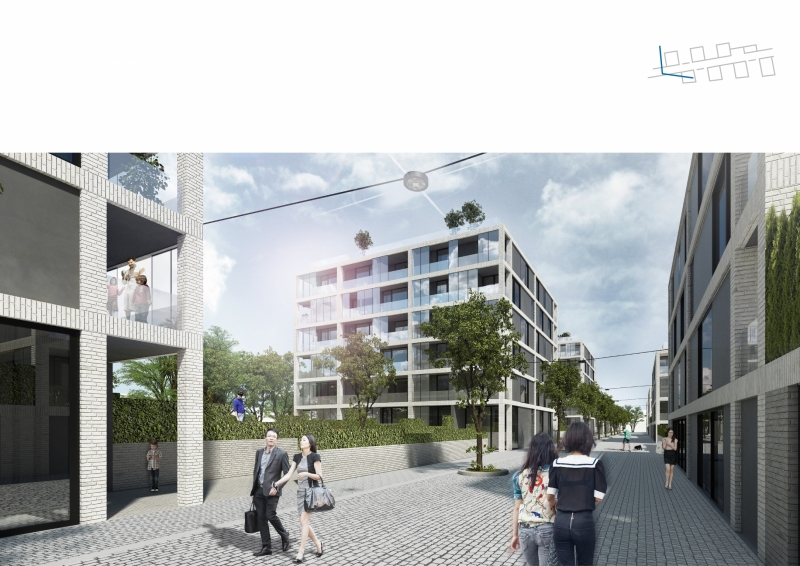 Residential complex U Sluncové
