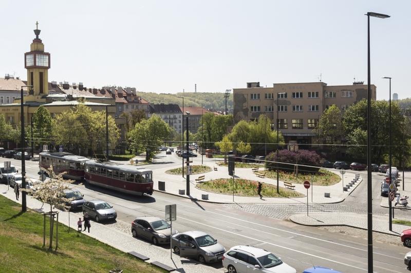 Revitalizace ulice Moskevská