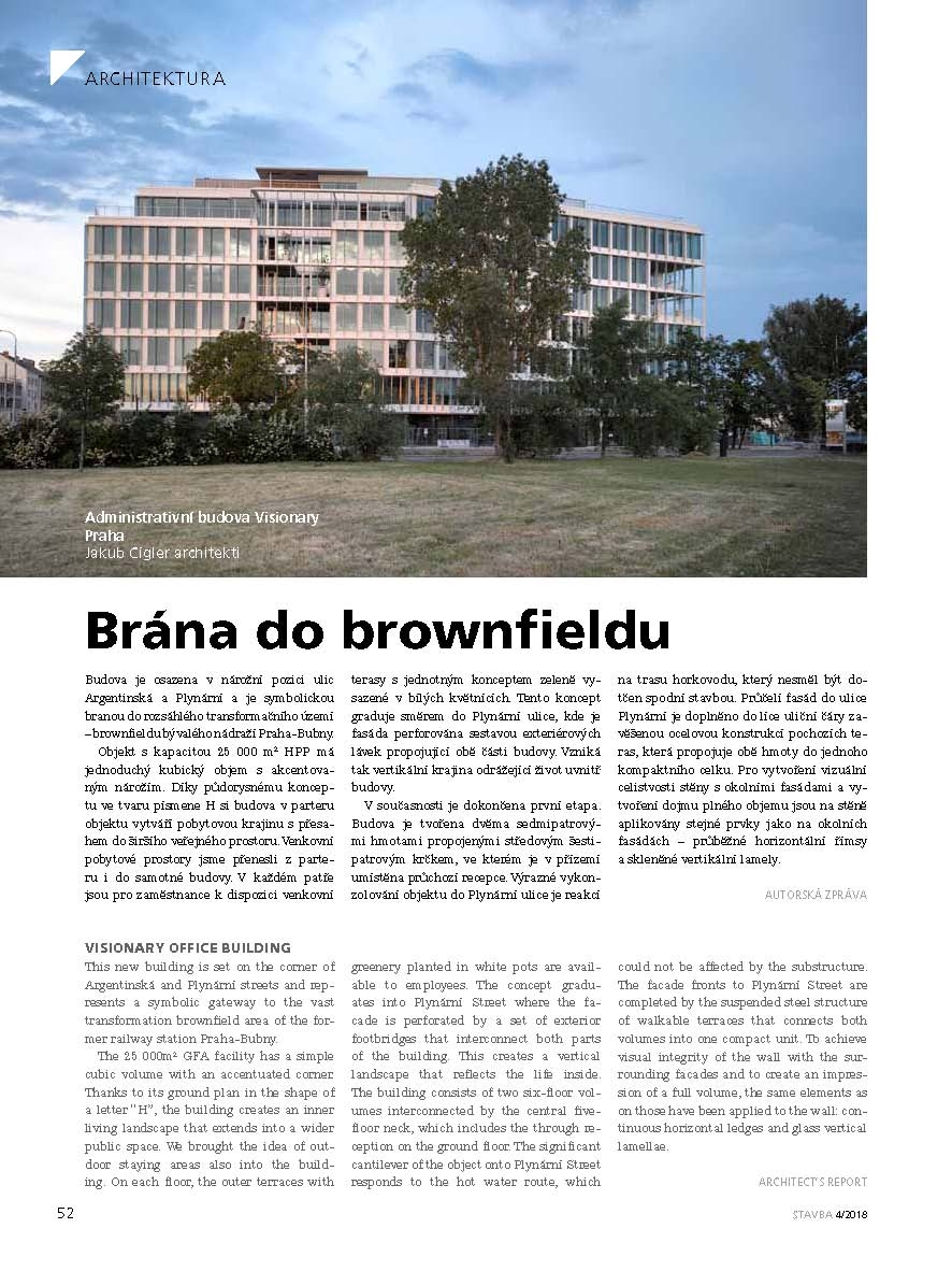 Brána do brownfieldu