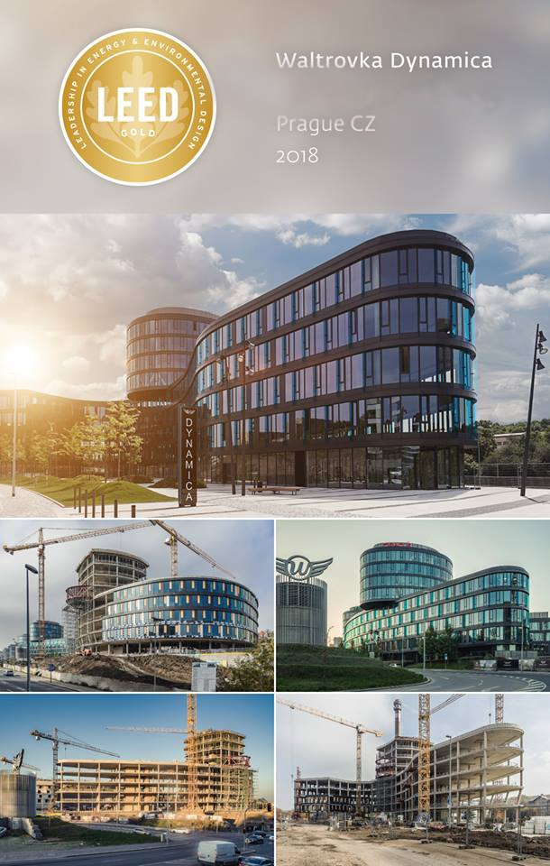 Dynamica has been certified by LEED Gold