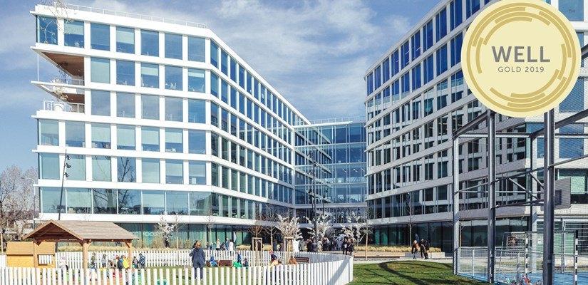 Visionary získala prestižní certifikaci WELL Core & Shell